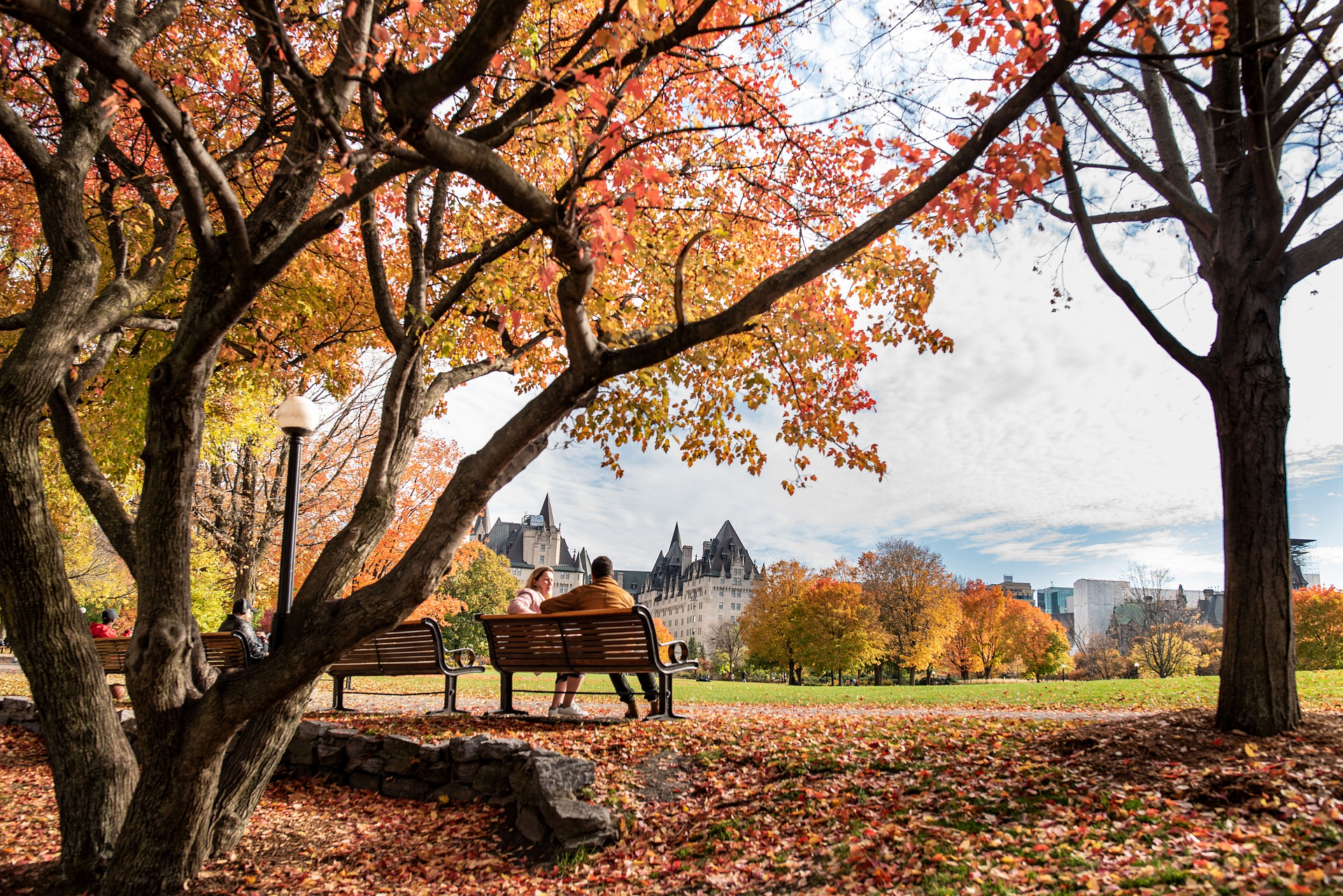 activities for couples in Canada